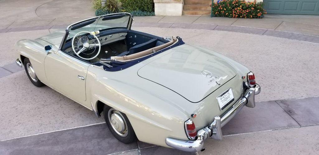 1960 Mercedes-Benz 190SL  - 18299931 - 38