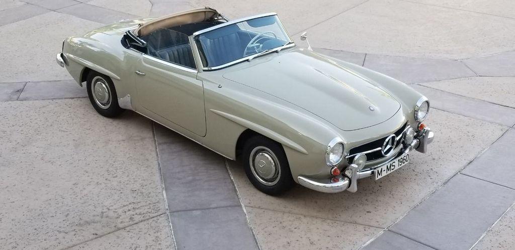 1960 Mercedes-Benz 190SL  - 18299931 - 3