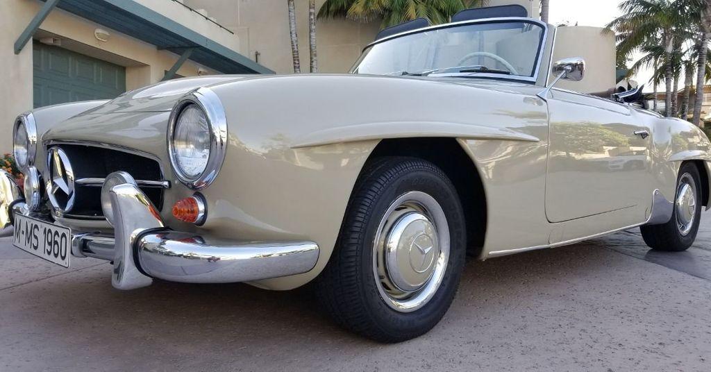 1960 Mercedes-Benz 190SL  - 18299931 - 40