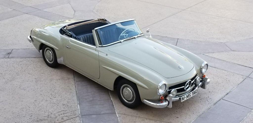 1960 Mercedes-Benz 190SL  - 18299931 - 41