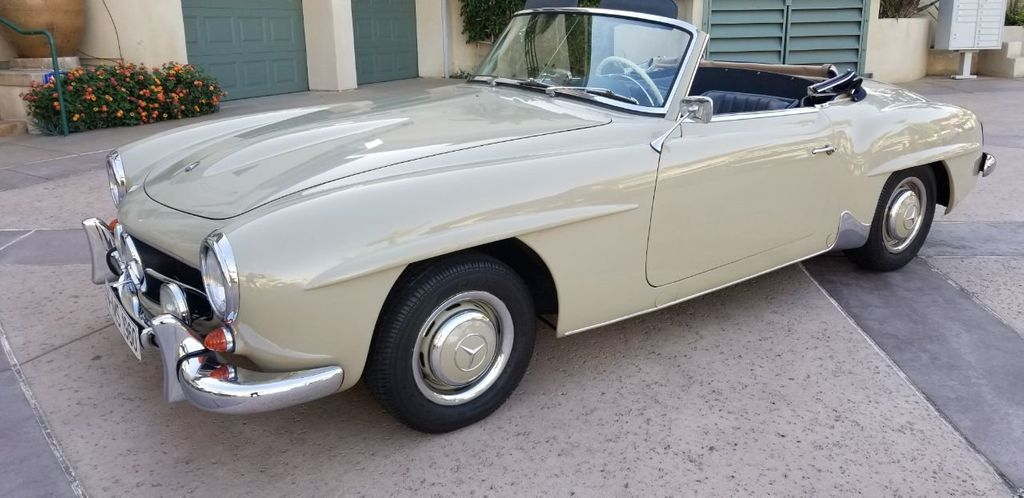 1960 Mercedes-Benz 190SL  - 18299931 - 42