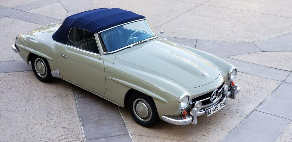 1960 Mercedes-Benz 190SL  - 18299931 - 43