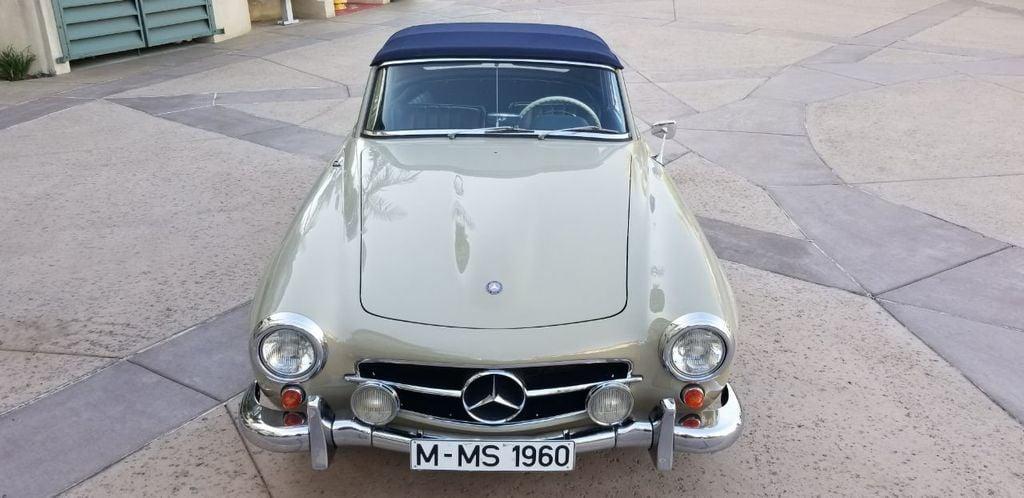 1960 Mercedes-Benz 190SL  - 18299931 - 44