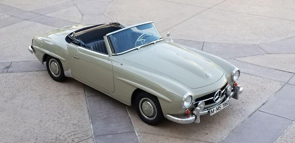 1960 Mercedes-Benz 190SL  - 18299931 - 46
