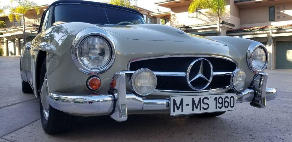 1960 Mercedes-Benz 190SL  - 18299931 - 47