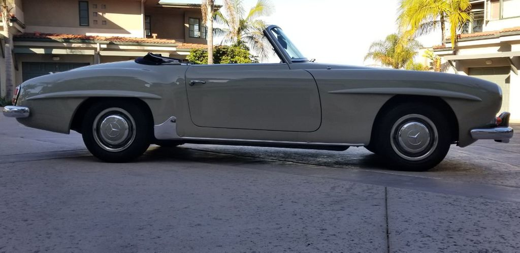 1960 Mercedes-Benz 190SL  - 18299931 - 48