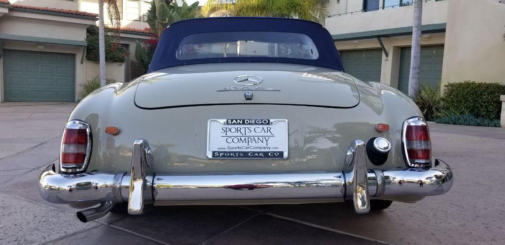 1960 Mercedes-Benz 190SL  - 18299931 - 4