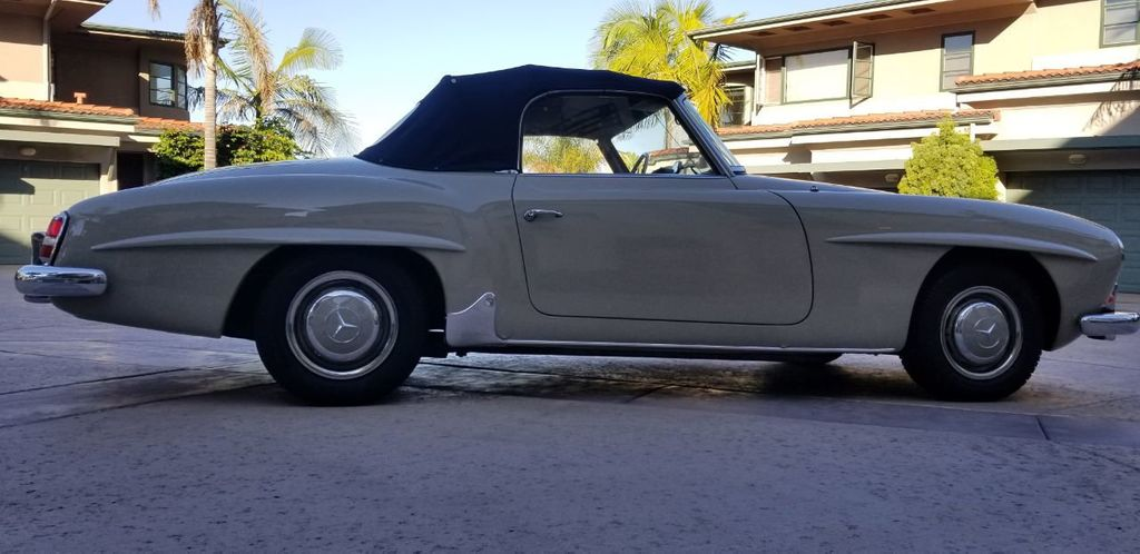 1960 Mercedes-Benz 190SL  - 18299931 - 49