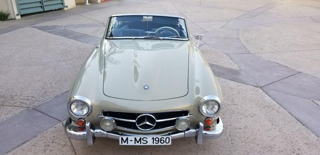 1960 Mercedes-Benz 190SL  - 18299931 - 51