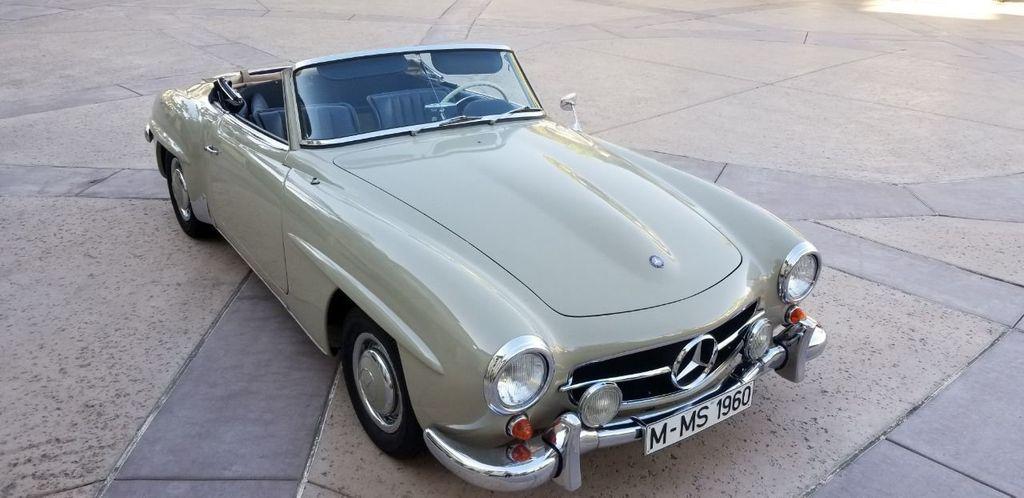 1960 Mercedes-Benz 190SL  - 18299931 - 52