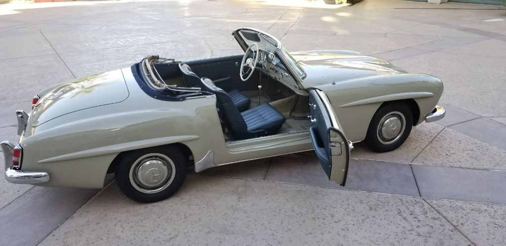 1960 Mercedes-Benz 190SL  - 18299931 - 53
