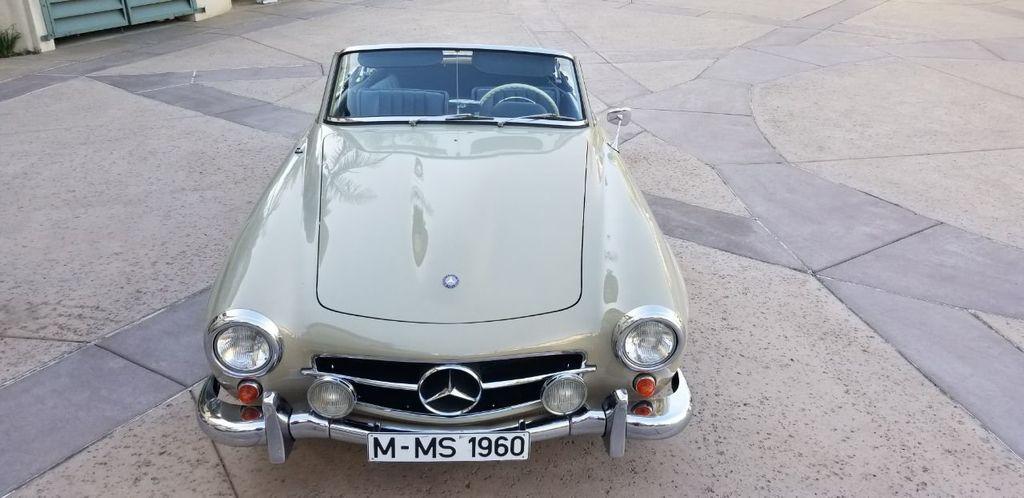 1960 Mercedes-Benz 190SL  - 18299931 - 54
