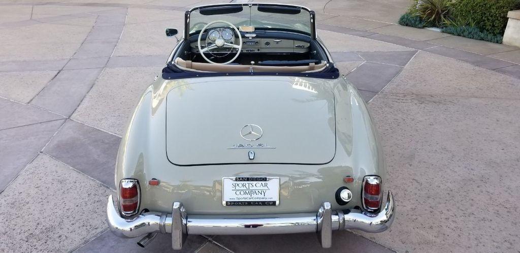 1960 Mercedes-Benz 190SL  - 18299931 - 55