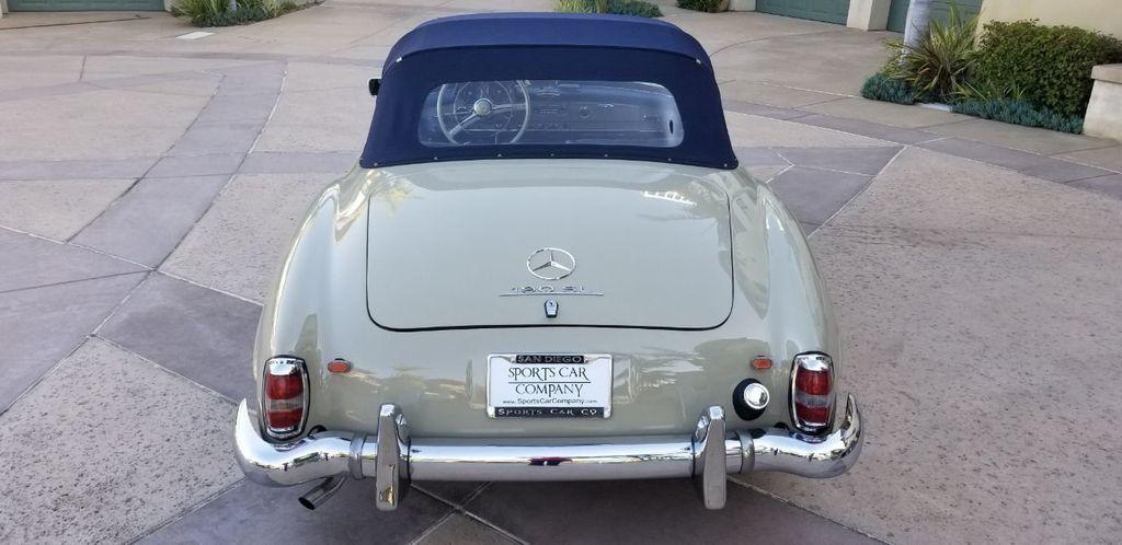 1960 Mercedes-Benz 190SL  - 18299931 - 56