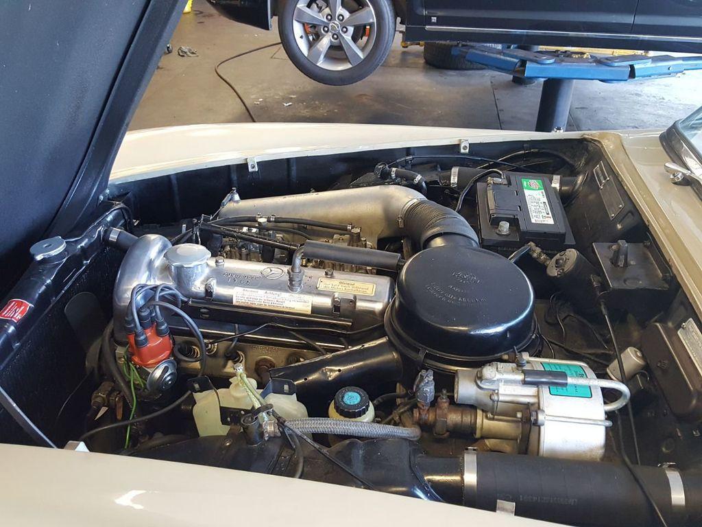 1960 Mercedes-Benz 190SL  - 18299931 - 57