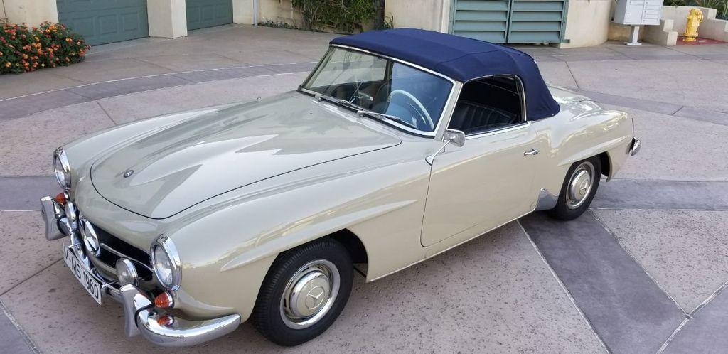 1960 Mercedes-Benz 190SL  - 18299931 - 5
