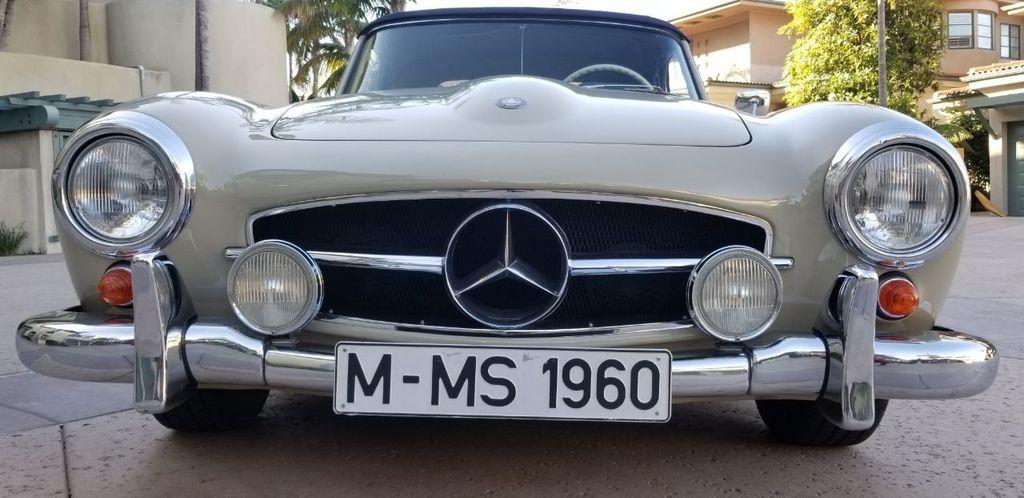 1960 Mercedes-Benz 190SL  - 18299931 - 6