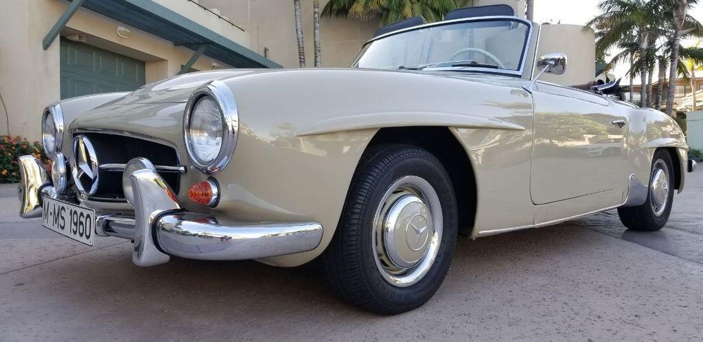 1960 Mercedes-Benz 190SL  - 18299931 - 7