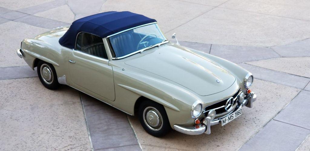 1960 Mercedes-Benz 190SL  - 18299931 - 8