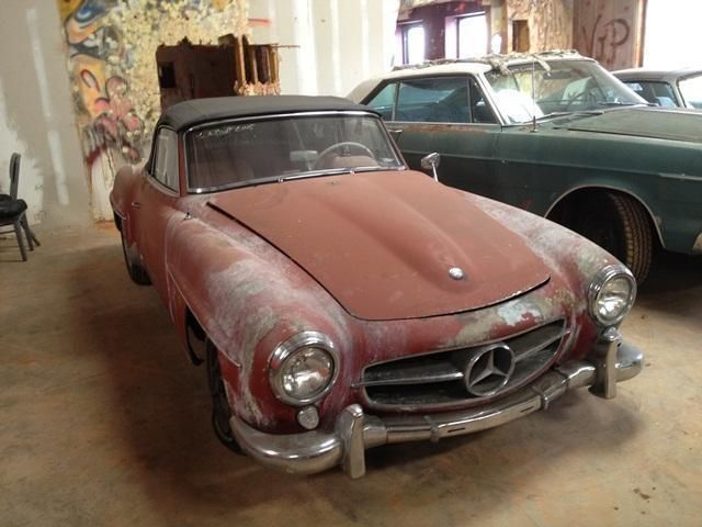 1960 Mercedes-Benz 190SL SOLD - 10444573 - 47