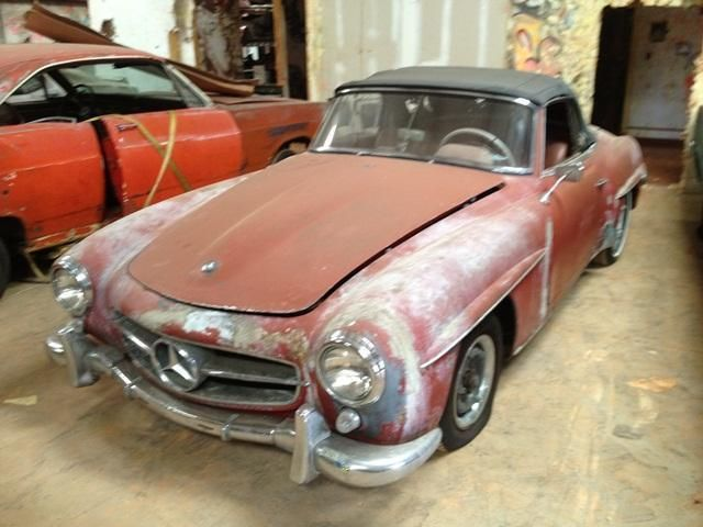 1960 Mercedes-Benz 190SL SOLD - 10444573 - 48