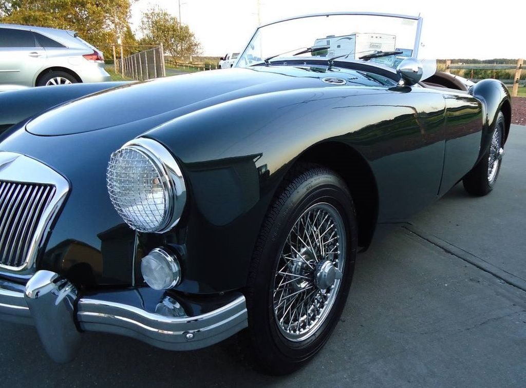 1960 Used Mg At Webe Autos Serving Long Island Ny Iid 20368921