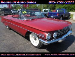 1960 Oldsmobile Dynamic - 607M13508