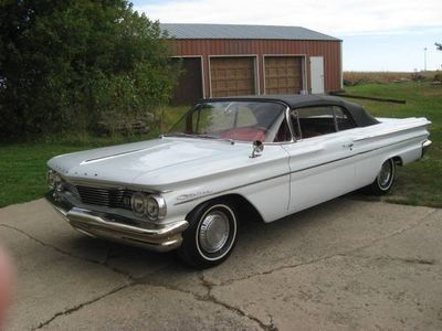 1960 Pontiac Catalina  Coupe