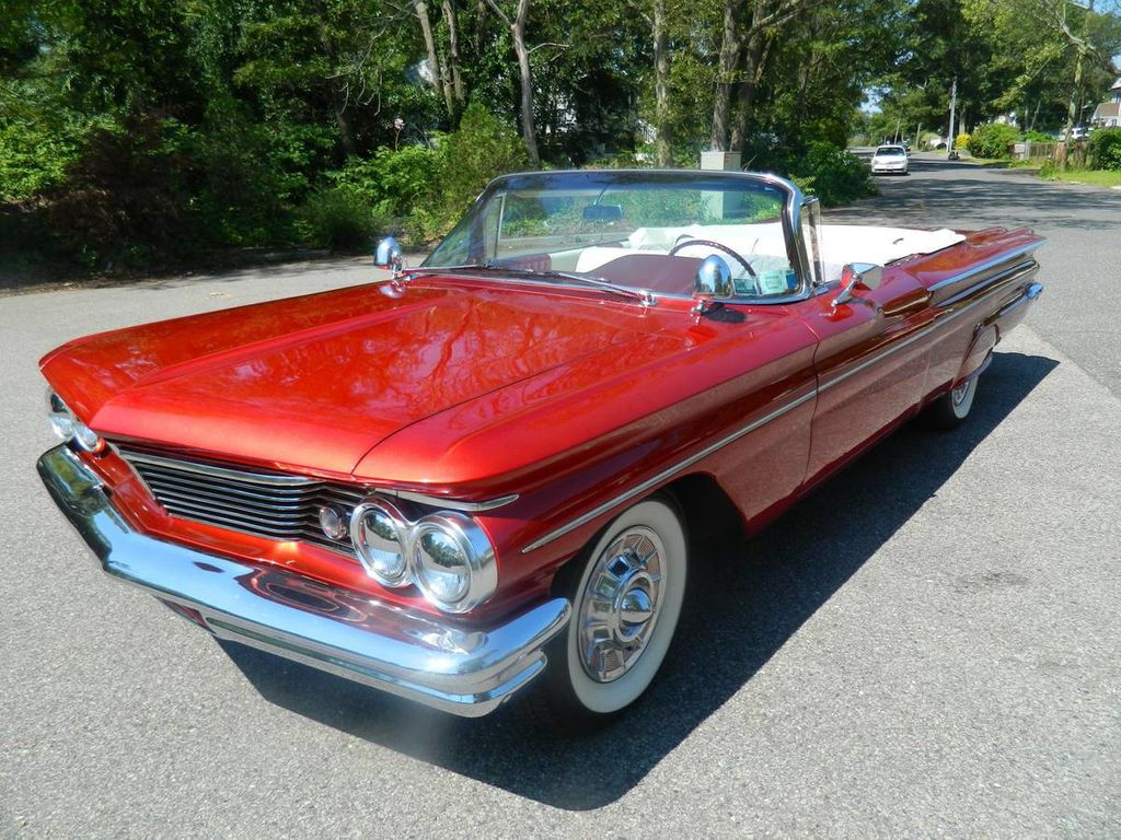 1960 Pontiac Catalina For Sale - 16630439 - 0