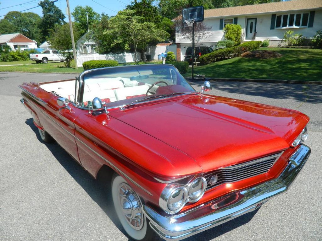 1960 Pontiac Catalina For Sale - 16630439 - 1
