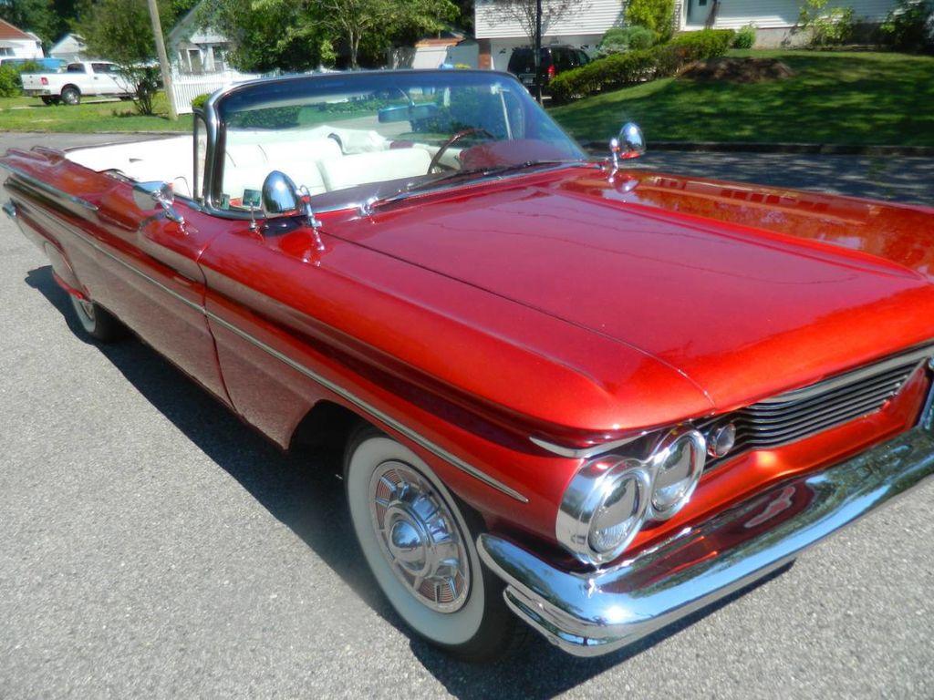 1960 Pontiac Catalina For Sale - 16630439 - 2