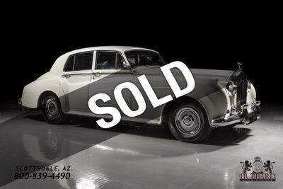 1960 Rolls-Royce Sivler Cloud  Sedan