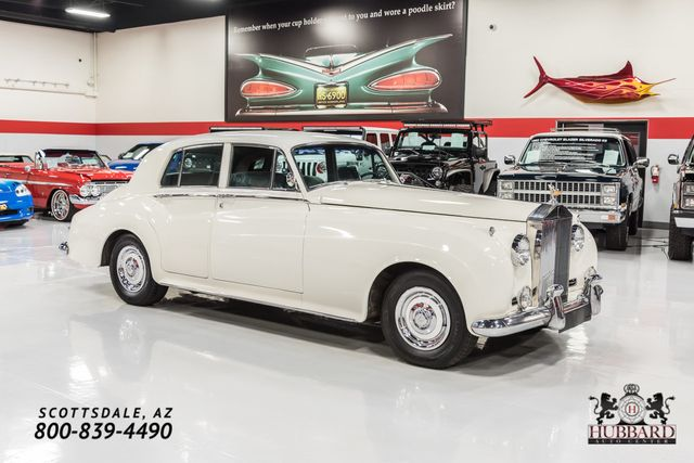 1960 Rolls-Royce Sivler Cloud  - Click to see full-size photo viewer
