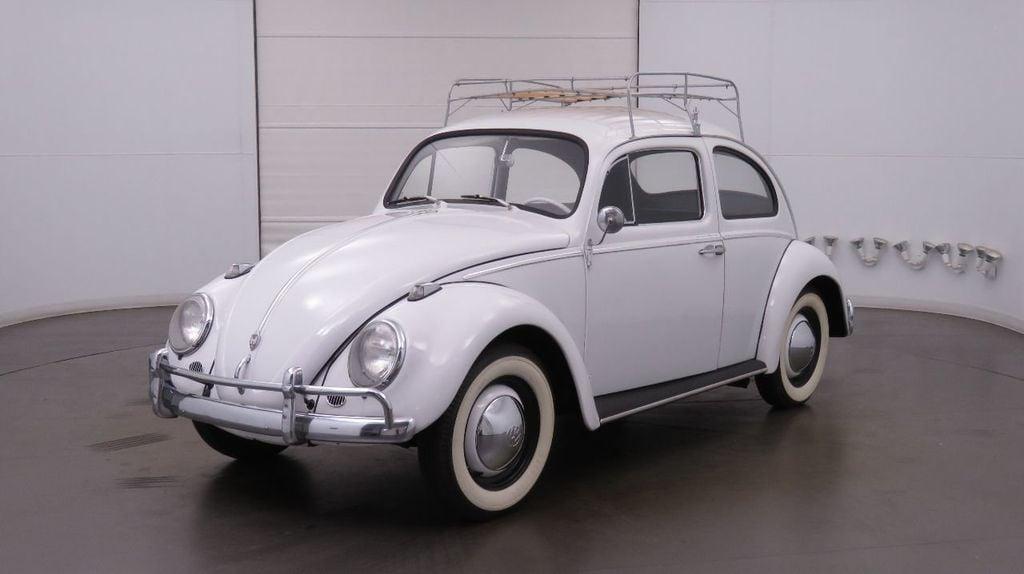 1960 Volkswagen Beetle  - 17084533 - 2