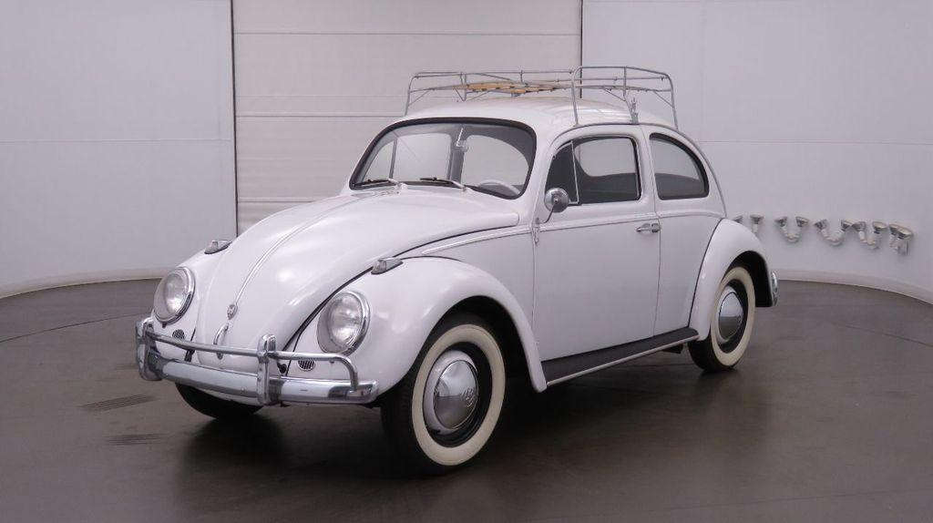 1960 Used Volkswagen Beetle At Volkswagen North Scottsdale Serving Phoenix Peoria Amp Scottsdale