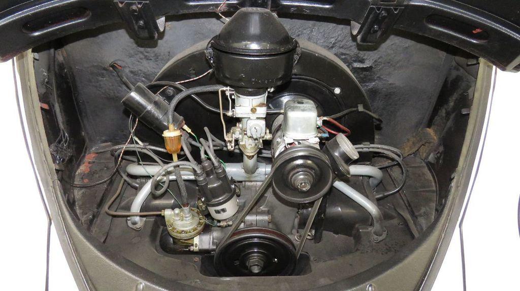 1960 Volkswagen Beetle  - 17084533 - 31