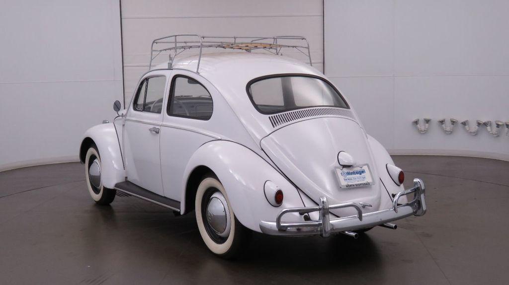 1960 Used Volkswagen Beetle at Volkswagen North Scottsdale Serving ...