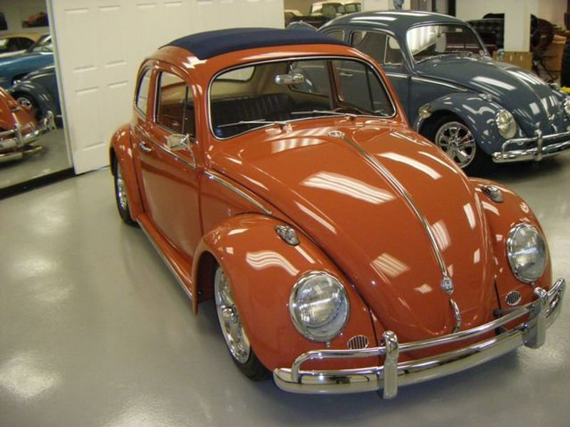 1960 used volkswagen beetle ragtop at find great cars serving ramsey nj iid 5149264. Black Bedroom Furniture Sets. Home Design Ideas