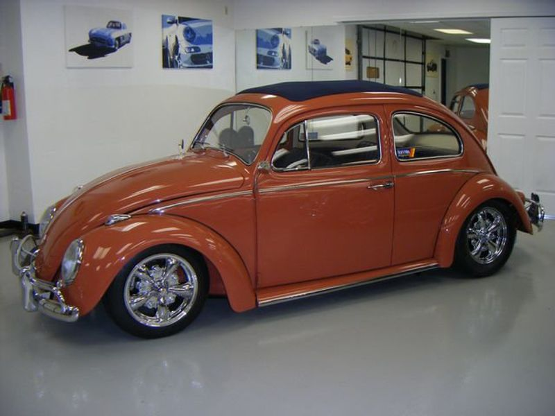 1960 Used Volkswagen Beetle Ragtop At Find Great Cars Serving Ramsey Nj Iid 5149264