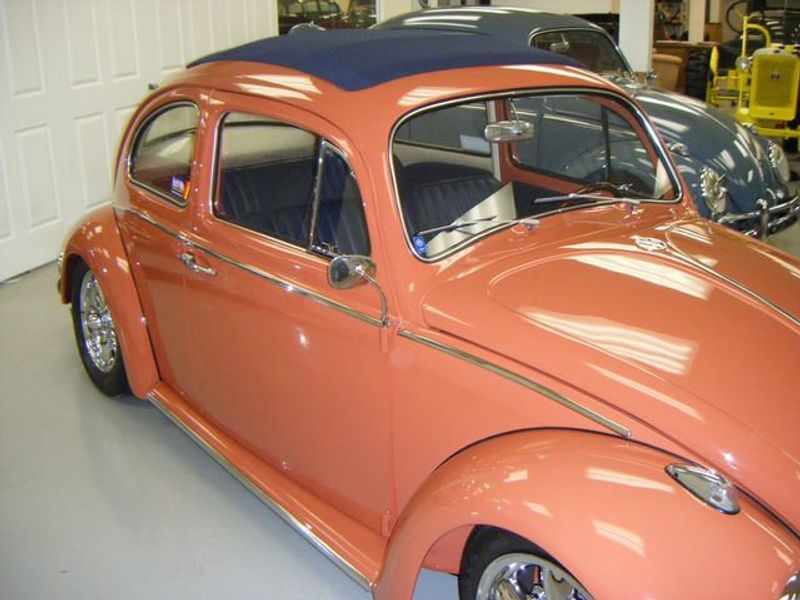 1960 Used Volkswagen Beetle Ragtop At Find Great Cars