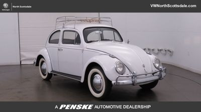 1960 Volkswagen Beetle  Sedan