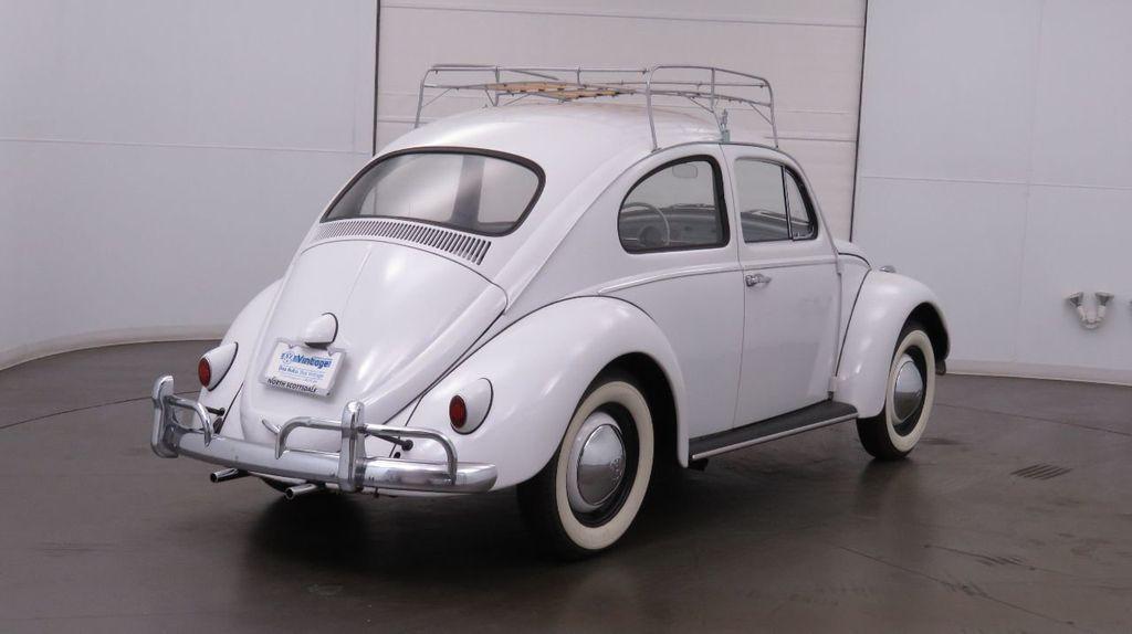1960 Used Volkswagen Beetle Sedan For Sale In Phoenix Az