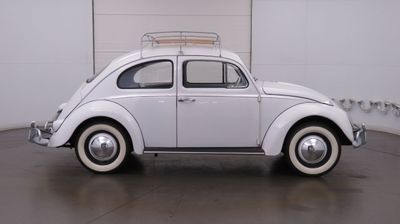 1960 Volkswagen Beetle  Sedan - Click to see full-size photo viewer