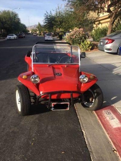 1960 Volkswagen Meyers Manx