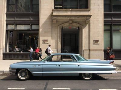 1961 Cadillac DeVille  - Click to see full-size photo viewer