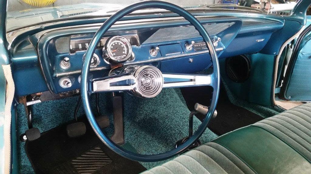 1961 Chevrolet Bel Air Flat Top - 15644306 - 14
