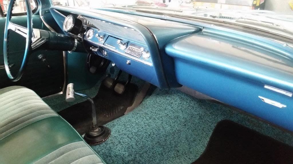 1961 Chevrolet Bel Air Flat Top - 15644306 - 16