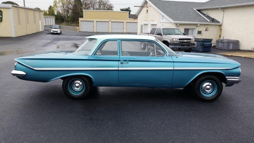 1961 Chevrolet Bel Air Flat Top - 15644306 - 1