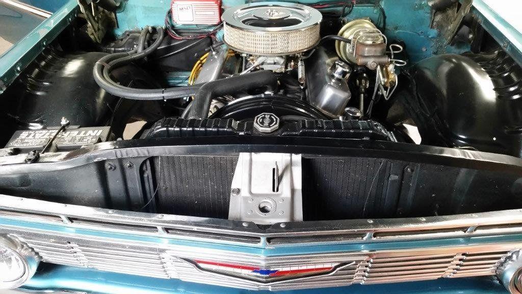 1961 Chevrolet Bel Air Flat Top - 15644306 - 26