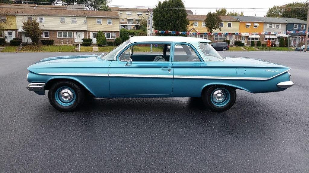 1961 Chevrolet Bel Air Flat Top - 15644306 - 2
